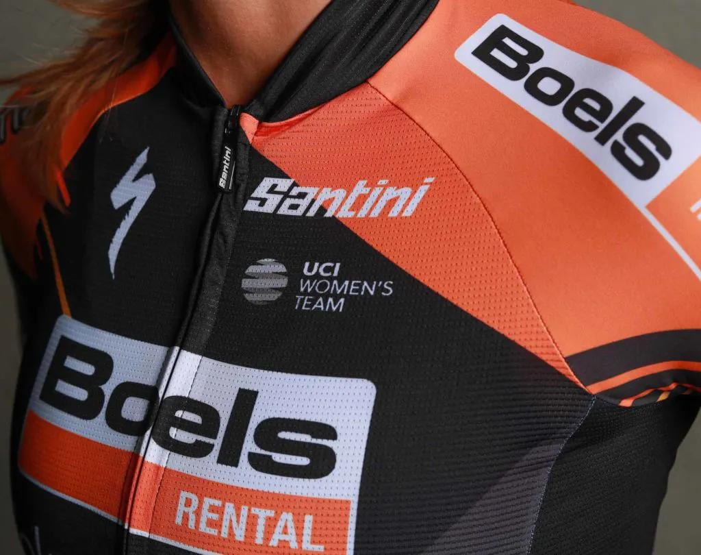 salopette ciclismo Boels Dolmans