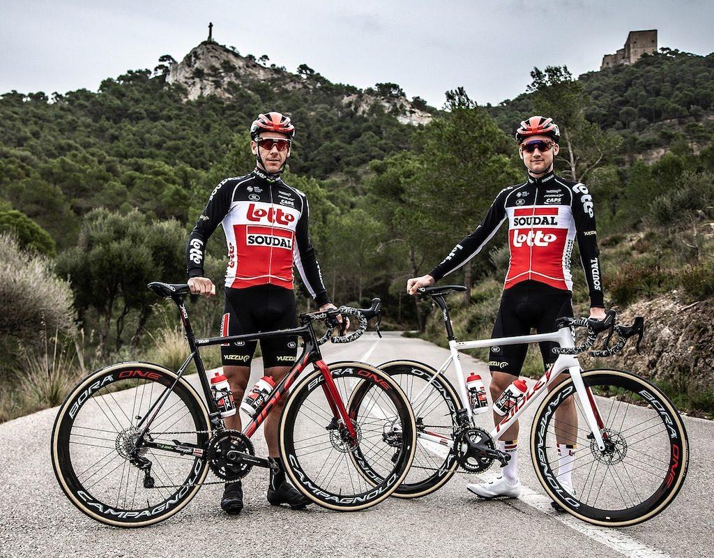 maglia ciclismo Lotto Soudal