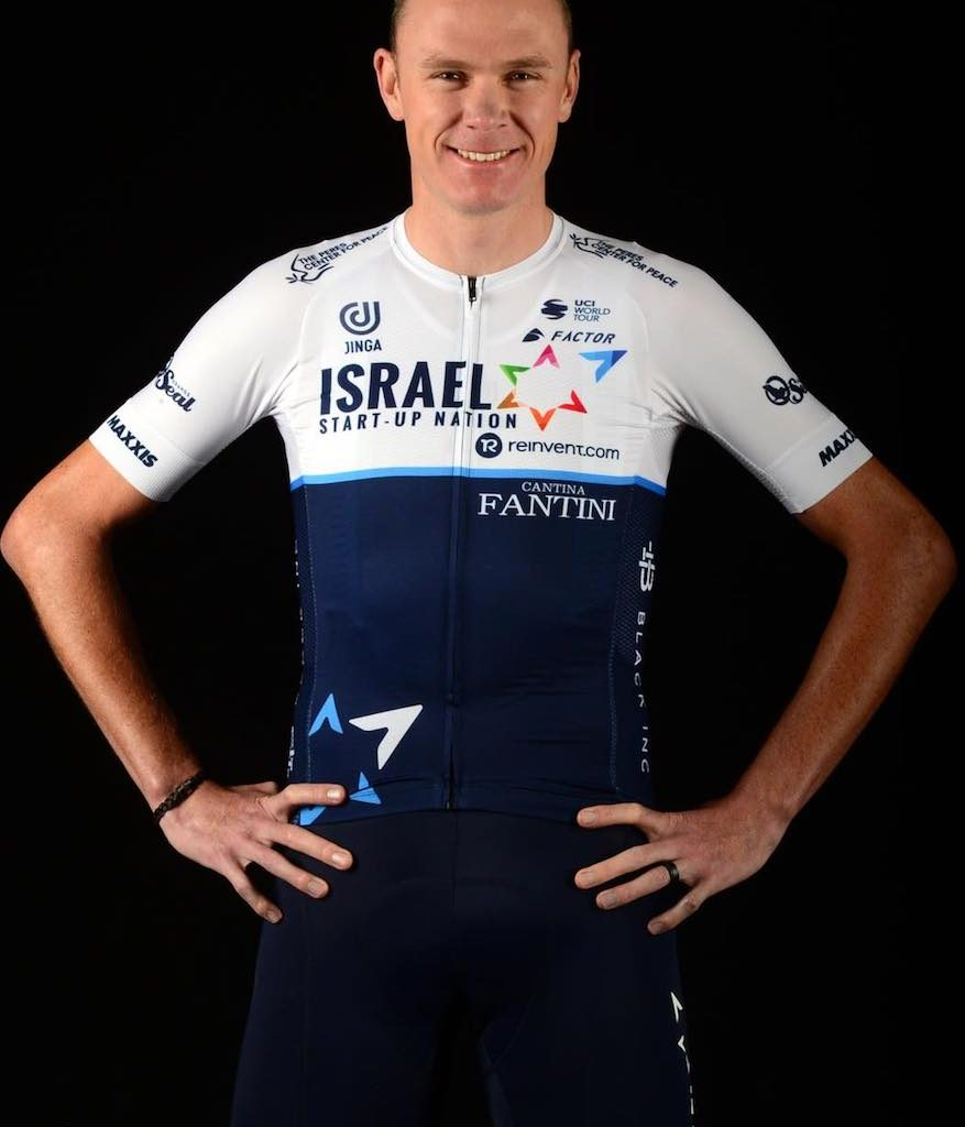 salopette ciclismo Israel Cycling Academy