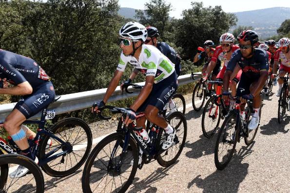 salopette ciclismo Ineos Grenadiers