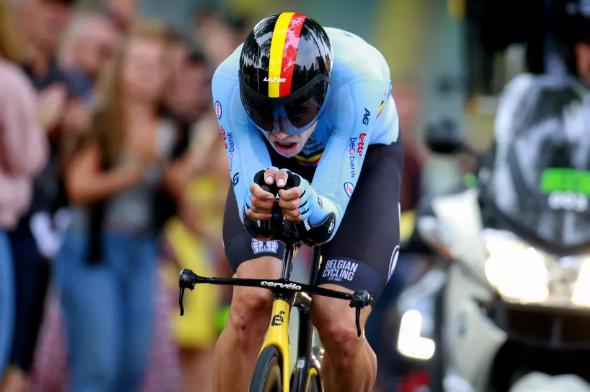 salopette ciclismo Belgio