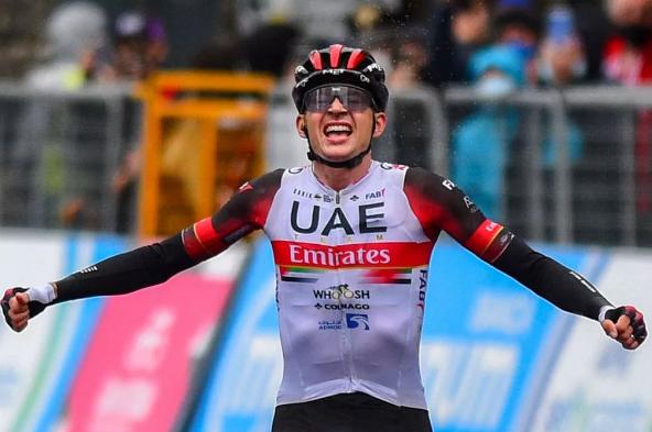 maglia ciclismo UAE